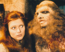 MADELINE SMITH & DAVE PROWSE UNSIGNED PHOTO - 4196 - FRANKENSTEIN