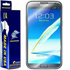 ArmorSuit MilitaryShield Samsung Galaxy Note II Screen Protector Case Friendly!