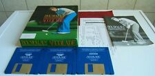 Atari ST: Jack Nicklaus' Greatest 18 Holes of Major Championship Golf  Accolade