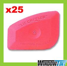 25x Lil chizler coche ventana de entintado herramientas Vinilo Escurridor