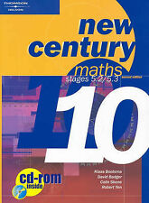 New Century Maths: 10 Stages 5.2/5.3 by Cengage Learning EMEA (Mixed media...
