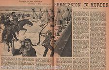 "Chivington Massacre - ""Permission To Murder"" History"