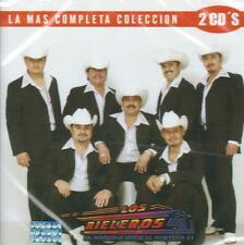 Los Rieleros CD NEW La Mas Completa Coleccion SET Con 2 CD's 30 Canciones !