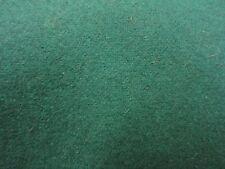 Teflon Dark Green Pool Table Felt Cloth 7'