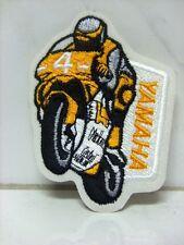Un écusson aufbügler patch moto yamaha - 9 x 7 CM