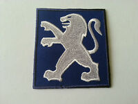Peugeot Sew or Iron On Patch