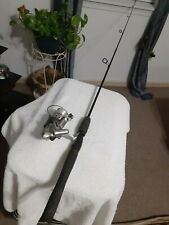 Spinning fishing rod and reel Okuma Lot B26