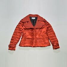 Wmns GFF Gianfranco Ferre Down Puffer Jacket 5F791F Size 34 / 48