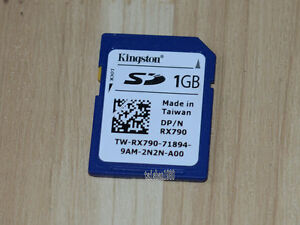 Dell RX790 1GB Flash SD Card Memory for Poweredge R610, R710, R715,R810,R910