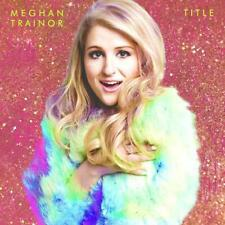 MEGHAN TRAINOR Title Special Edition CD/DVD BRAND NEW NTSC Region All