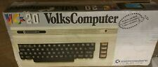 Commodore VIC 20 Computer (1981) + Netzteil/ 2 Manuas lin OVP (modded) 100% ok