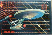 TC 1996 Star Trek 30 Years Phase 3 Trading Cards Set (100)