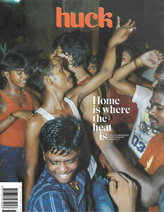 Huck Magazine #72 - The Documentary Photography Special VII