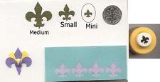 Mini Fleur De Lis Shape Paper Punch Quilling-Scrapbook-Cardcraft NEW