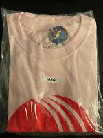 Anti Social Social Club ASSC Peanut Butter Pink T-Shirt Large DS SS20