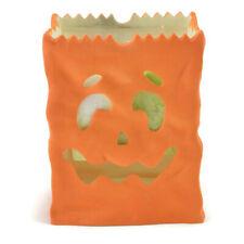 Partylite Halloween Luminary - Pumpkin P7254 in original packaging