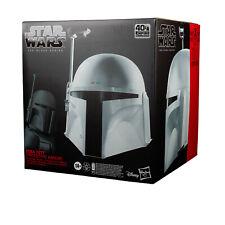 Star Wars The Black Series Boba Fett Helm (Prototype Armor) Electronic Helmet