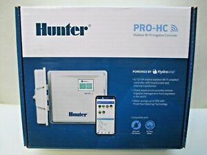 Hunter Hydrawise PRO-HC PHC-1200 12 Station Outdoor WiFi irrigation Controller