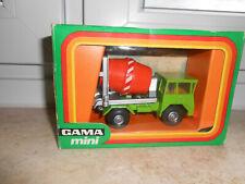 Conrad Gama Faun Betonmischer LKW Blech Lastwagen Transportbeton Laster Truck