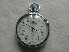 Made in the USSR Mechanical Wind Up Stopwatch