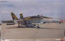 Hasegawa 1/72 F/A-18C Hornet & F/A-18E Super Hornet VFA-115 Kit 1912 New