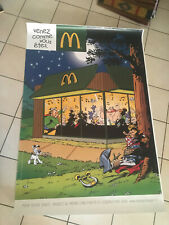 Asterix Affiche Mcdonald's120x170 Poster 4x6' French Exclusive