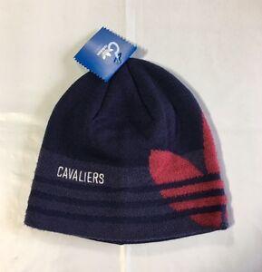 Cleveland Cavaliers Knit Beanie Toque Skull Cap Winter Hat NEW NBA ADIDAS Purple