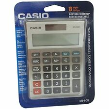 Ms-80B Standard Function Desktop Calculator