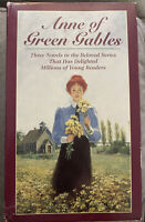 Anne Of Green Gables boxed Set, Trilogy Books 1-3 by L. M. Montgomery Seal Books