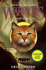 NEW - Warriors: Omen of the Stars #3: Night Whispers by Hunter, Erin