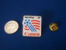 World Cup USA 94 Canon Logo Pin