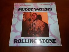 MUDDY WATERS ROLLING STONE VINYL LP CHESS CH 9101