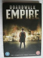Boardwalk Empire - Season 1 First Series 5x DVD box set PAL Region 2