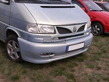 VW T4 96-03 Front badgeless grill Long Nose center grille black ProjektZwo