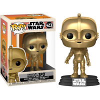 "STAR WARS CONCEPT SERIES C-3P0 3.75"" POP VINYL FIGURE FUNKO 423 UK SELLER"