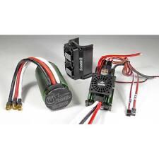 Castle Creations Mamba XL x 34v ESC 20a/2028 800kv Brushless Motor/Gebläse 1/5