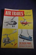1949 Air Trails Magazine *Egg Beater Parade*Curtis P6E Hawks*Ti[sy Junior*