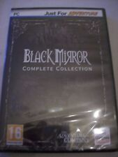 Black Mirror Collection - PC / Windows - DVD ROM - Neuf sous blister