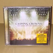 Factory Sealed The Altar and the Door Live by Casting Crowns CD 2-Disc Set