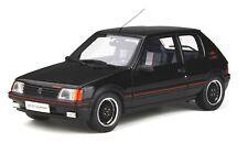 Peugeot205 GTI Gutmann  schwarz  OT796  Limitiert 1.500 Stück  OTTOmobile  1:18