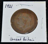 Great Britain/UK, 1921 Penny