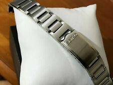 19mm Seiko pepsi pouge 6139 6000 6002 6005 gents watch strap bracelet s.steel