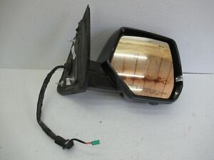 2015-2019 CADILLAC ESCALADE FRONT RIGHT PASSENGER SIDE VIEW MIRROR W/ CAMERA OEM