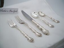 International Silver c1971 Interlude Silverplate 5 Piece Place Setting