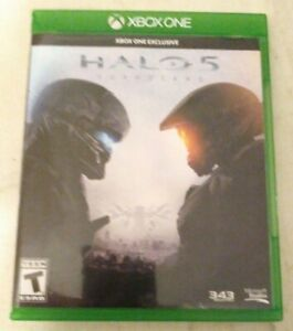 Halo 5: Guardians (Xbox One, 2015) Tested