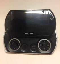 Sony PSP Go  Black Handheld Game System PSP-N1001