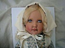 "Helen Kish Doll ""Mariah"" Hand Painted  ""American Collection""  Vinyl 16"" Lt 67/75"