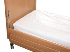 Comfortnights Economy Waterproof Mattress Protector, White, Single