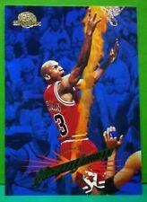 Michael Jordan card 95-96 Skybox #15