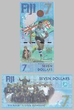 Fidschi / Fiji 7 Dollars 2016 unc.